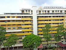 Singapore HDB Apartment